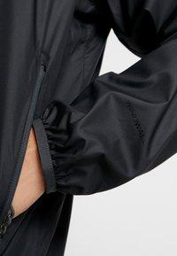 The North Face - CYCLONE - Regnjakke / vandafvisende jakker - black/asphalt grey - 6
