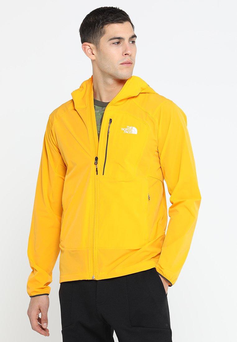 The North Face - ZINNIA - Waterproof jacket - zinnia orange