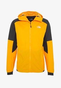The North Face - MENS IMPENDOR LIGHT WINDWALL™ - Kurtka Outdoor - flame orange/black - 3