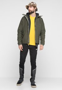 The North Face - M TKW EXPLORATION JACKET - Chaqueta outdoor - new taupe green - 1