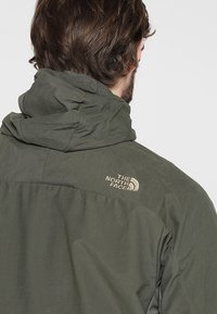 The North Face - M TKW EXPLORATION JACKET - Chaqueta outdoor - new taupe green - 3