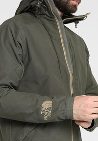 The North Face - M TKW EXPLORATION JACKET - Chaqueta outdoor - new taupe green - 4
