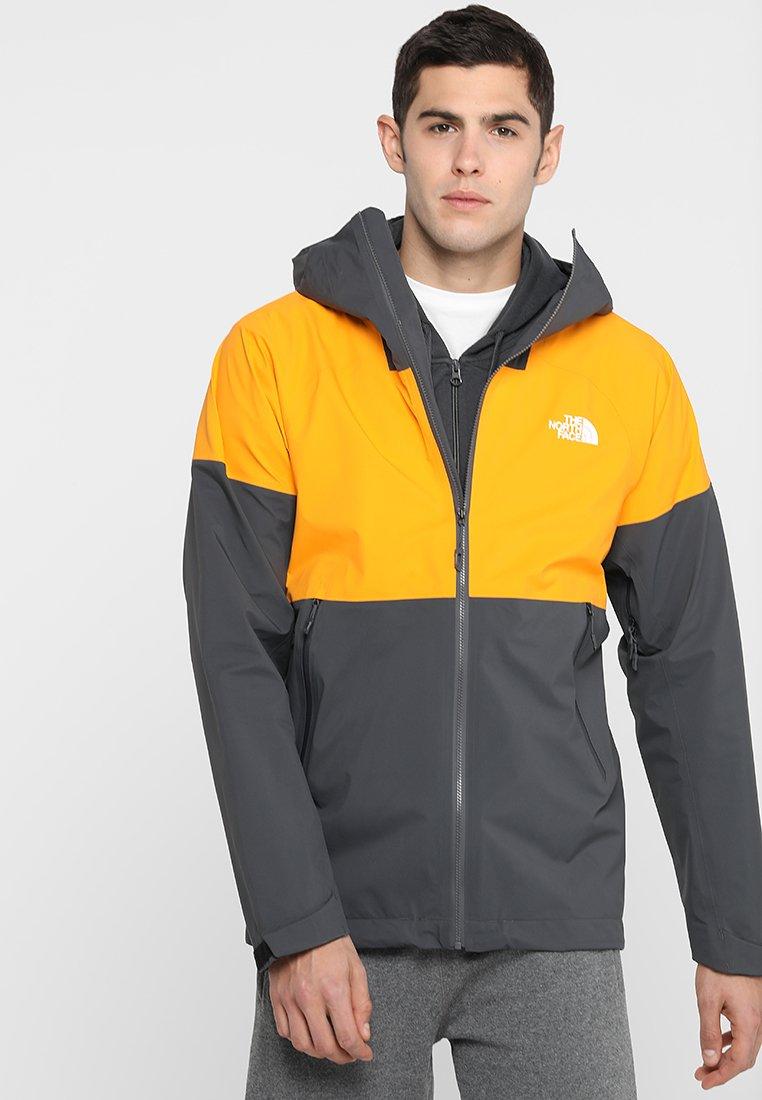 The North Face - ZINNIA  - Hardshelljacke - zinnia orange