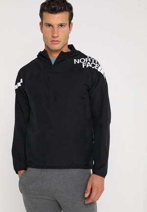 TERRA TRAINING PULL OVER - Větrovka - black