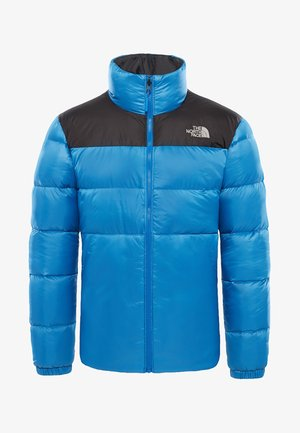 M NUPTSE - Dunjakker - turkish sea/tnf black