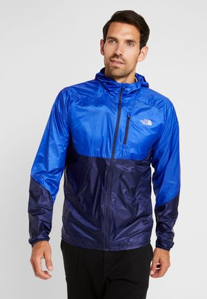 AMBITION - Veste de running - blue/montague blue