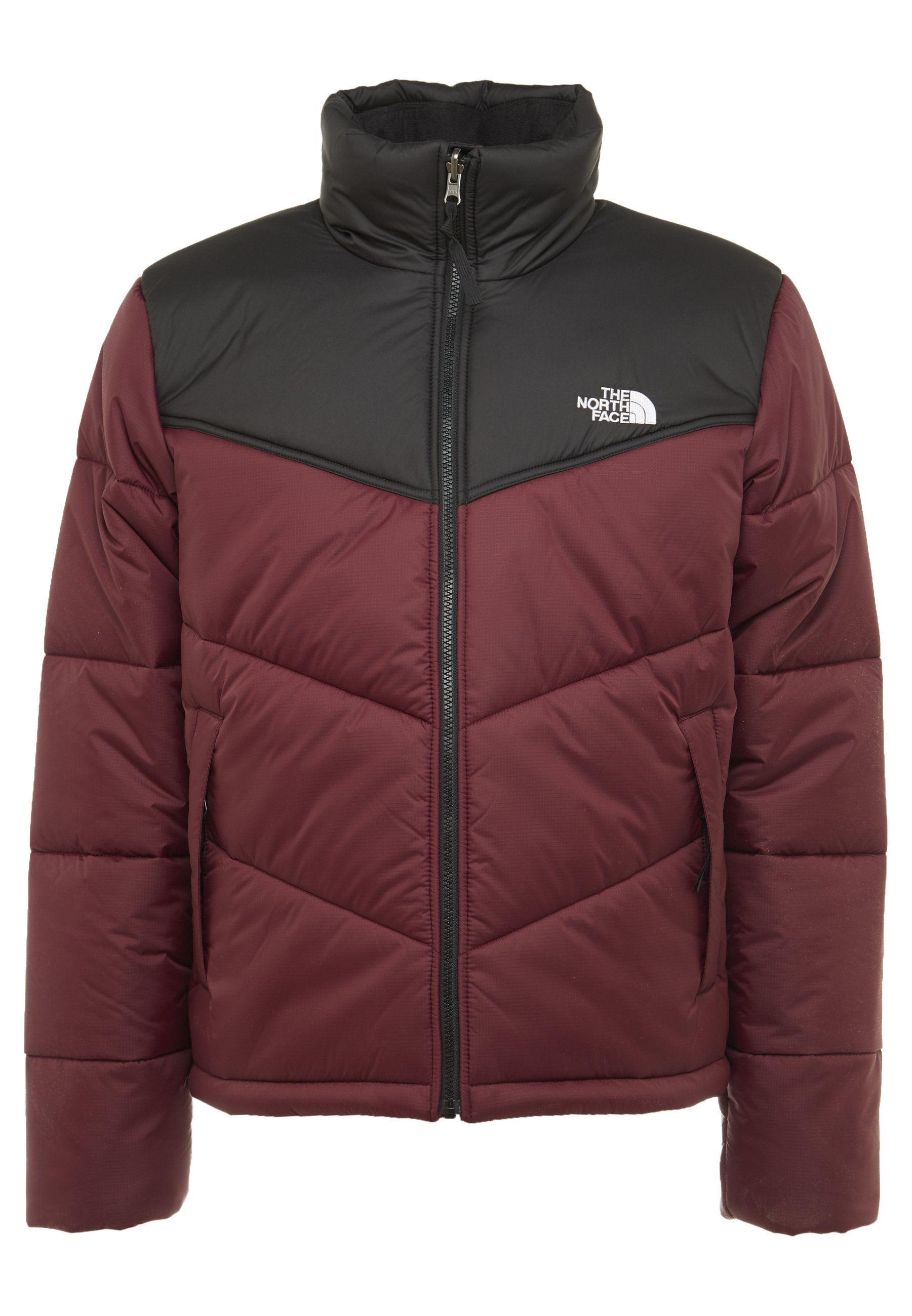 JACKET Winterjacke deep garnet red