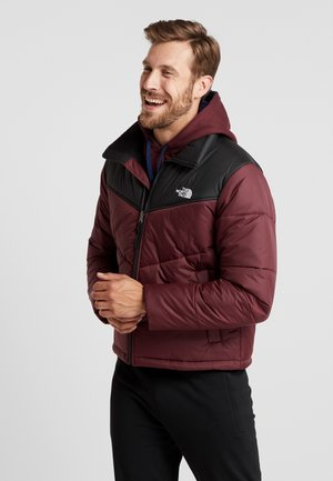 JACKET - Vinterjakker - deep garnet red