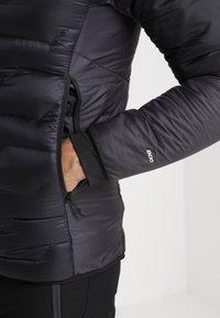 The North Face - IMPENDOR HYBRID HOODIE - Doudoune - tnf black - 4
