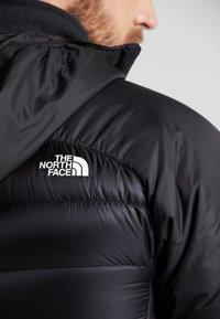 The North Face - IMPENDOR HYBRID HOODIE - Doudoune - tnf black - 6