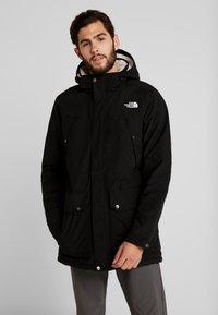 The North Face - KATAVI - Zimní kabát - black - 0