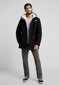 The North Face - KATAVI - Zimní kabát - black - 1