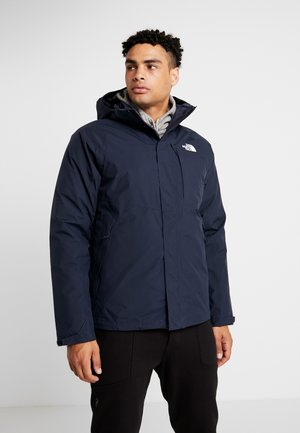 MOUNTAIN LIGHT TRICLIMATE JACKET - Down jacket - urban navy