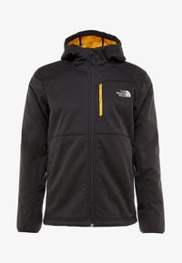 The North Face - QUEST HOODED - Kurtka Softshell - black - 3