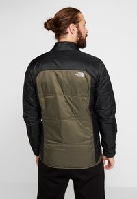 The North Face - QUEST  - Outdoorjas - new taupe green/black - 2