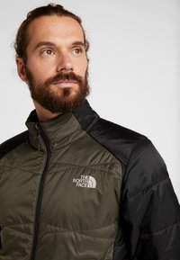 The North Face - QUEST  - Outdoorjas - new taupe green/black - 3