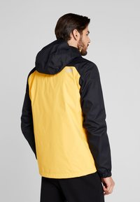 The North Face - QUEST TRICLIMATE JACKET 2-IN-1 - Hardshell jacket - yellow/black - 2
