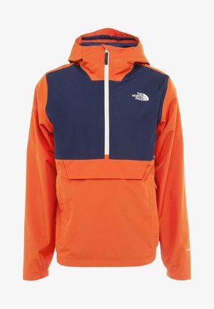 WATERPROOF FANORAK - Veste Hardshell - papaya orange