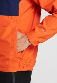 The North Face - WATERPROOF FANORAK - Outdoorjas - papaya orange - 4