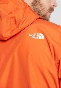 The North Face - WATERPROOF FANORAK - Outdoorjas - papaya orange - 6