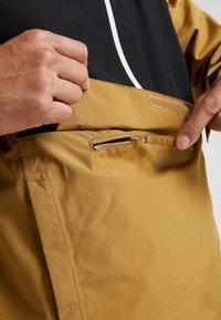 The North Face - WATERPROOF FANORAK - Hardshell jacket - british khaki - 7