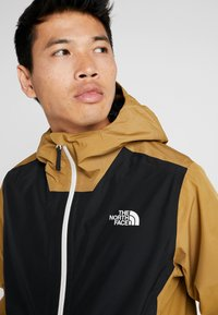 The North Face - WATERPROOF FANORAK - Chaqueta Hard shell - british khaki - 4