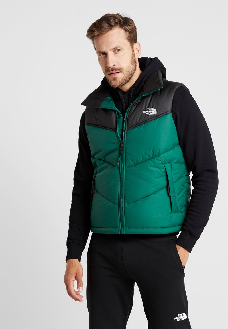 The North Face - SYNTHETIC - Veste - night green
