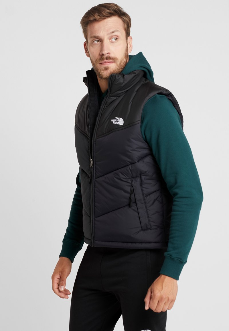 The North Face - SYNTHETIC - Waistcoat - black