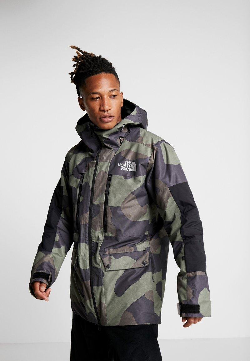 The North Face - GOLDMILL - Skidjacka - green