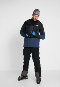 The North Face - BALFRON JACKET - Ski jas - blue wing teal/black - 1