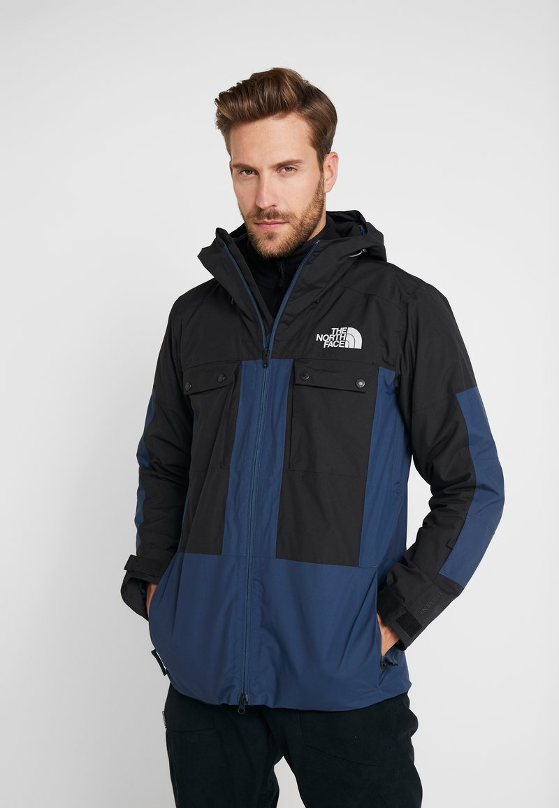 The North Face - BALFRON JACKET - Ski jas - blue wing teal/black