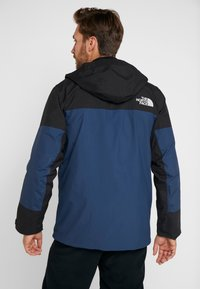 The North Face - BALFRON JACKET - Ski jas - blue wing teal/black - 2
