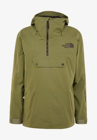 The North Face - SILVANI ANORAK - Ski jas - four leaf clover - 6