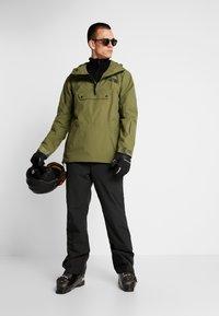 The North Face - SILVANI ANORAK - Ski jas - four leaf clover - 1