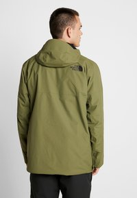 The North Face - SILVANI ANORAK - Ski jas - four leaf clover - 2