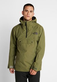 The North Face - SILVANI ANORAK - Ski jas - four leaf clover - 0