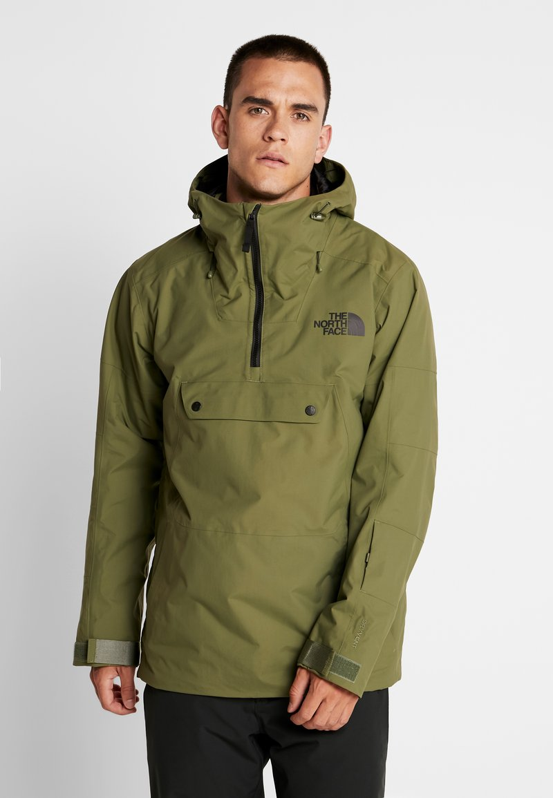 The North Face - SILVANI ANORAK - Ski jas - four leaf clover