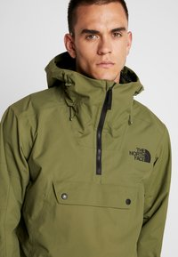 The North Face - SILVANI ANORAK - Ski jas - four leaf clover - 3