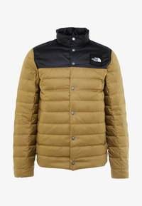 The North Face - UNI TRIED AND TRUE MID LAYER - Ski jas - british khaki - 6