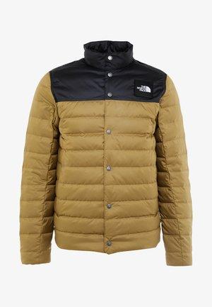 UNI TRIED AND TRUE MID LAYER - Ski jacket - british khaki