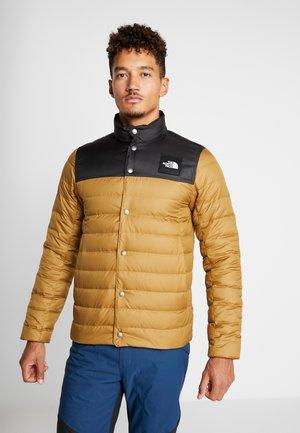 UNI TRIED AND TRUE MID LAYER - Lyžařská bunda - british khaki