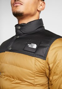 The North Face - UNI TRIED AND TRUE MID LAYER - Ski jas - british khaki - 3