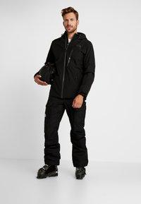 The North Face - DESCENDIT JACKET - Skijakker - black - 1