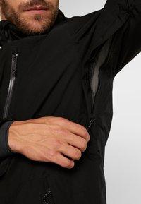 The North Face - DESCENDIT JACKET - Ski jas - black - 6