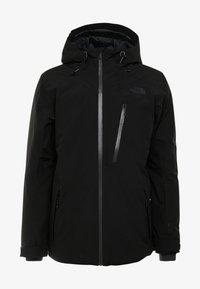 The North Face - DESCENDIT JACKET - Ski jas - black - 8