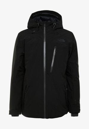 DESCENDIT JACKET - Ski jacket - black