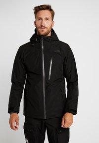 The North Face - DESCENDIT JACKET - Ski jas - black - 0