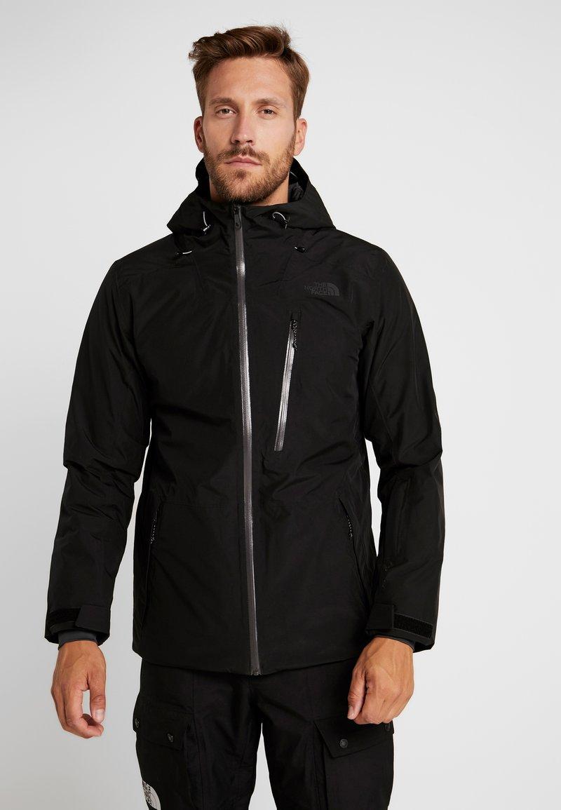 The North Face - DESCENDIT JACKET - Ski jas - black
