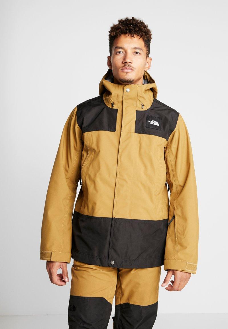 The North Face - UNI TRIED AND TRUE JACKET - Skijacke - british khaki/black