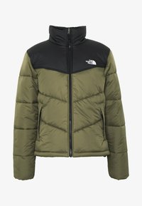 The North Face - MENS SAIKURU JACKET - Zimní bunda - burnt olive green - 3